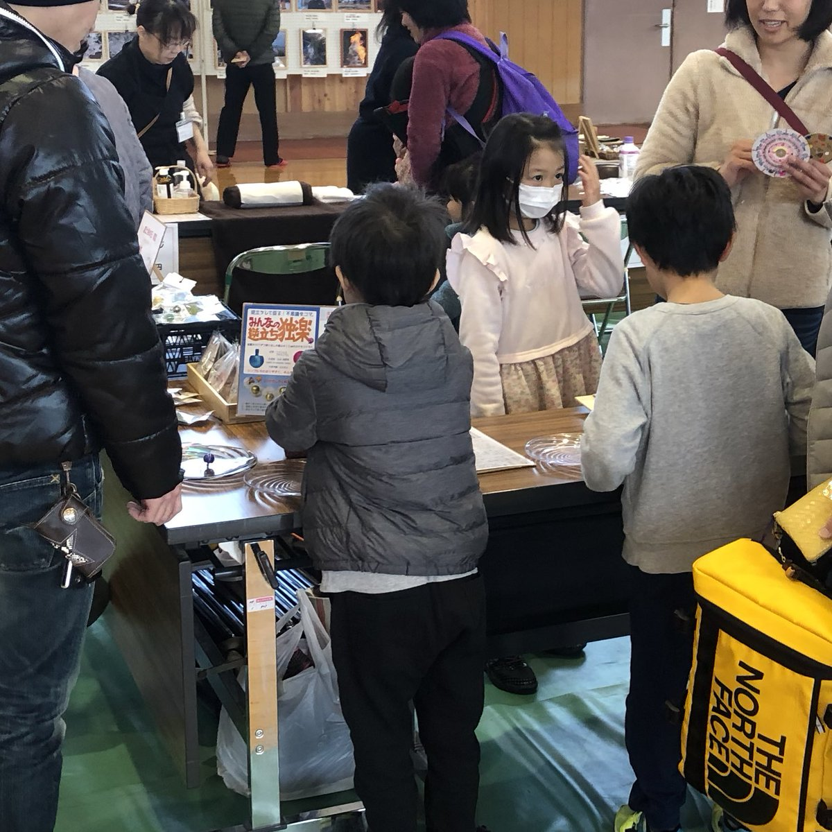 2月23日『富士見の日』イベント出店