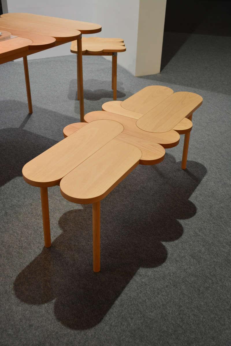 Moku+家具シリーズ、家具新聞で掲載