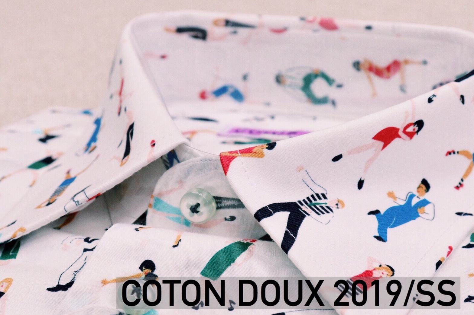 COTON DOUX 2019/SS