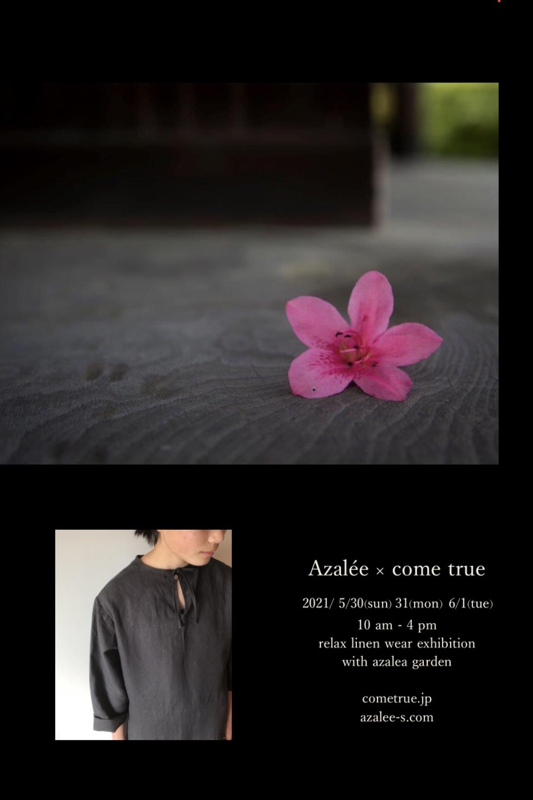 Azalea展示会
