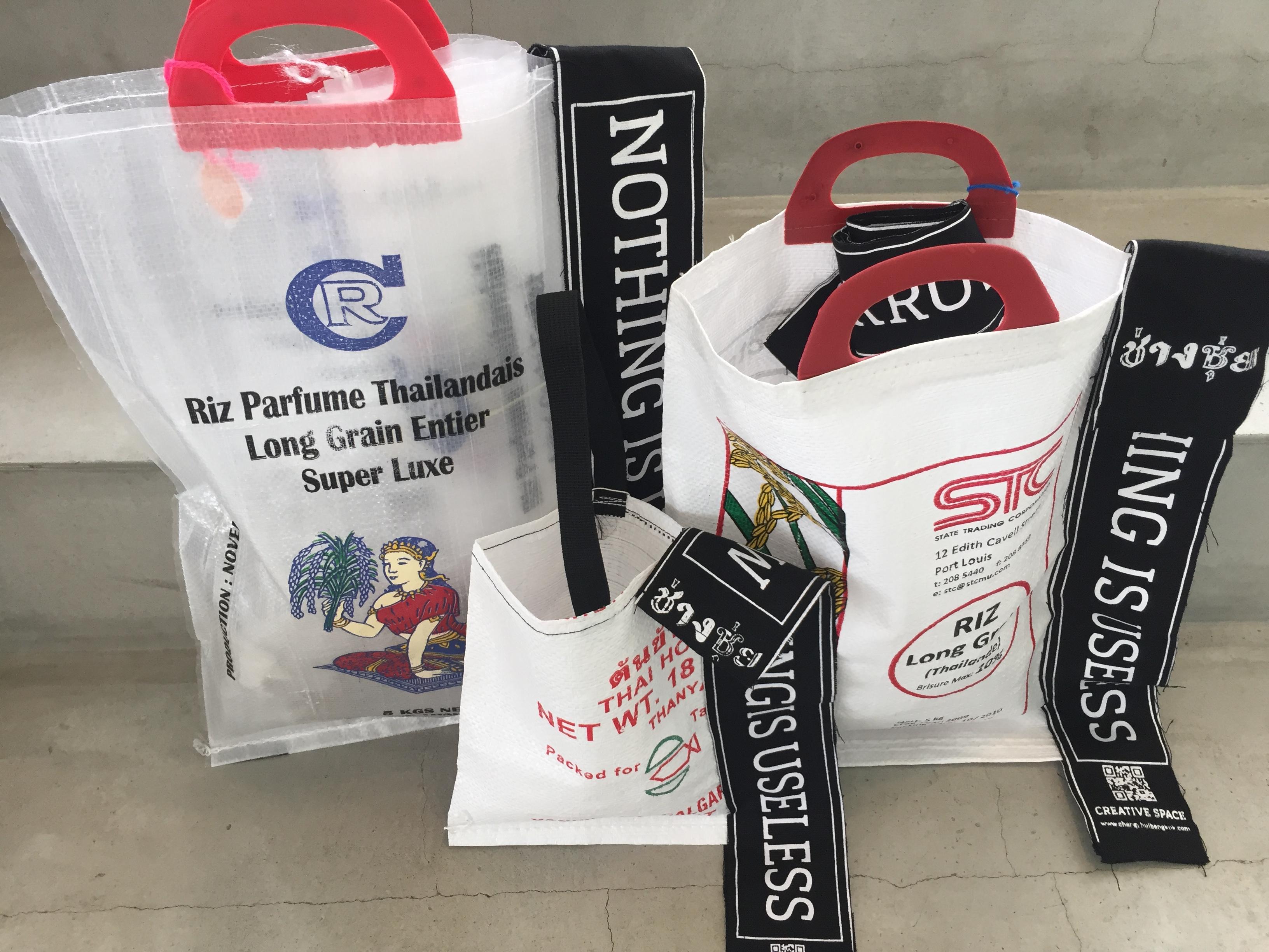 秋の新商品〜ワイドリボンのバッグ