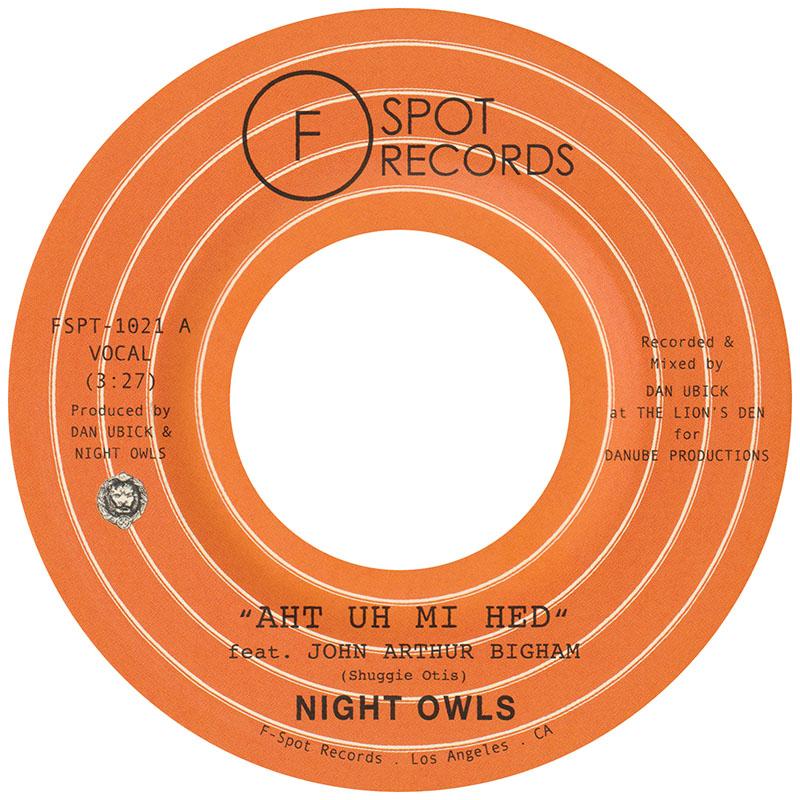 NIGHT OWLSの7インチシリーズ新作がエクスクルーシブで6/4入荷!