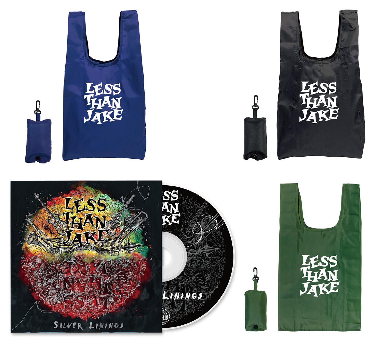LESS THAN JAKE ニューアルバム & 日本限定スプリット7インチ発売!