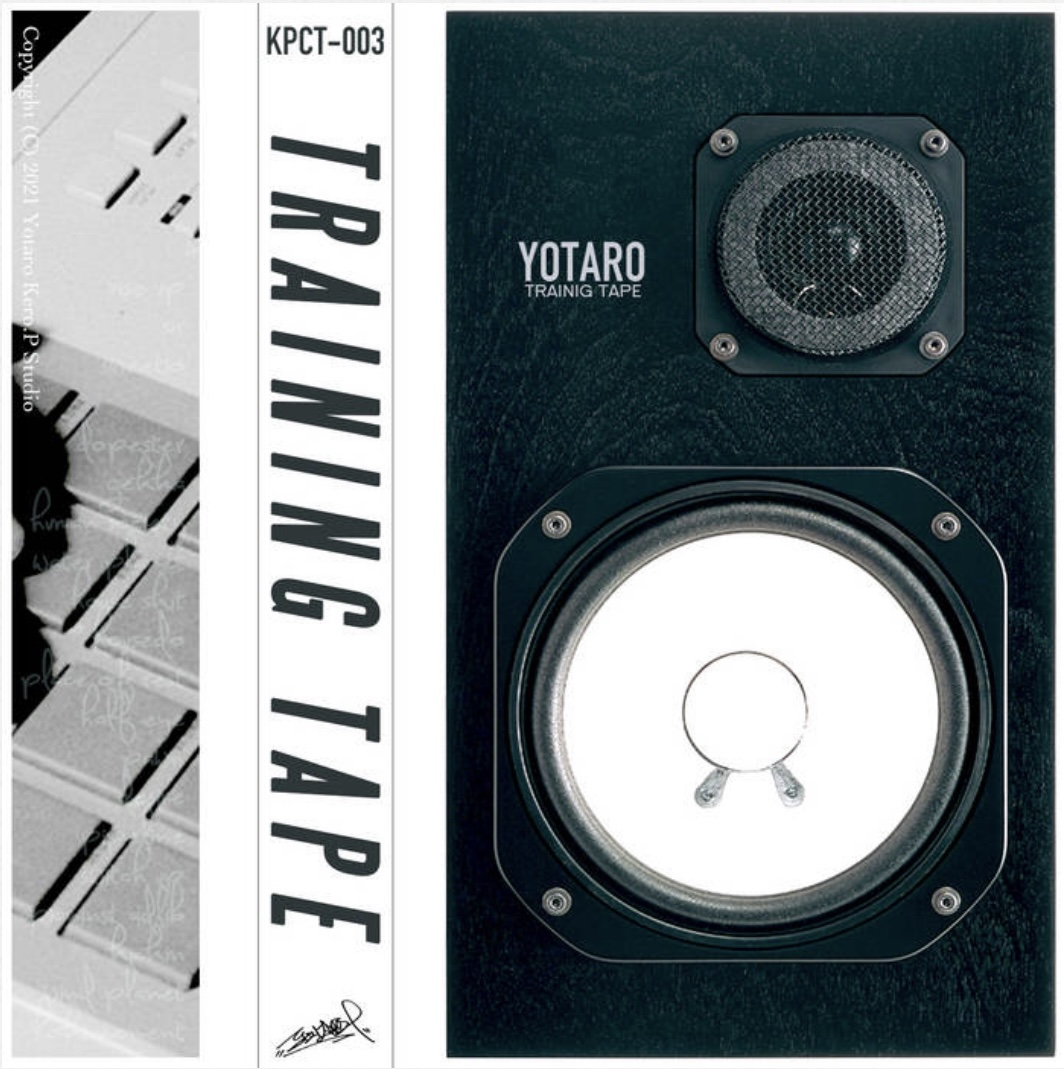 "Yotaro's new beattape""Training tape"" droppin today"