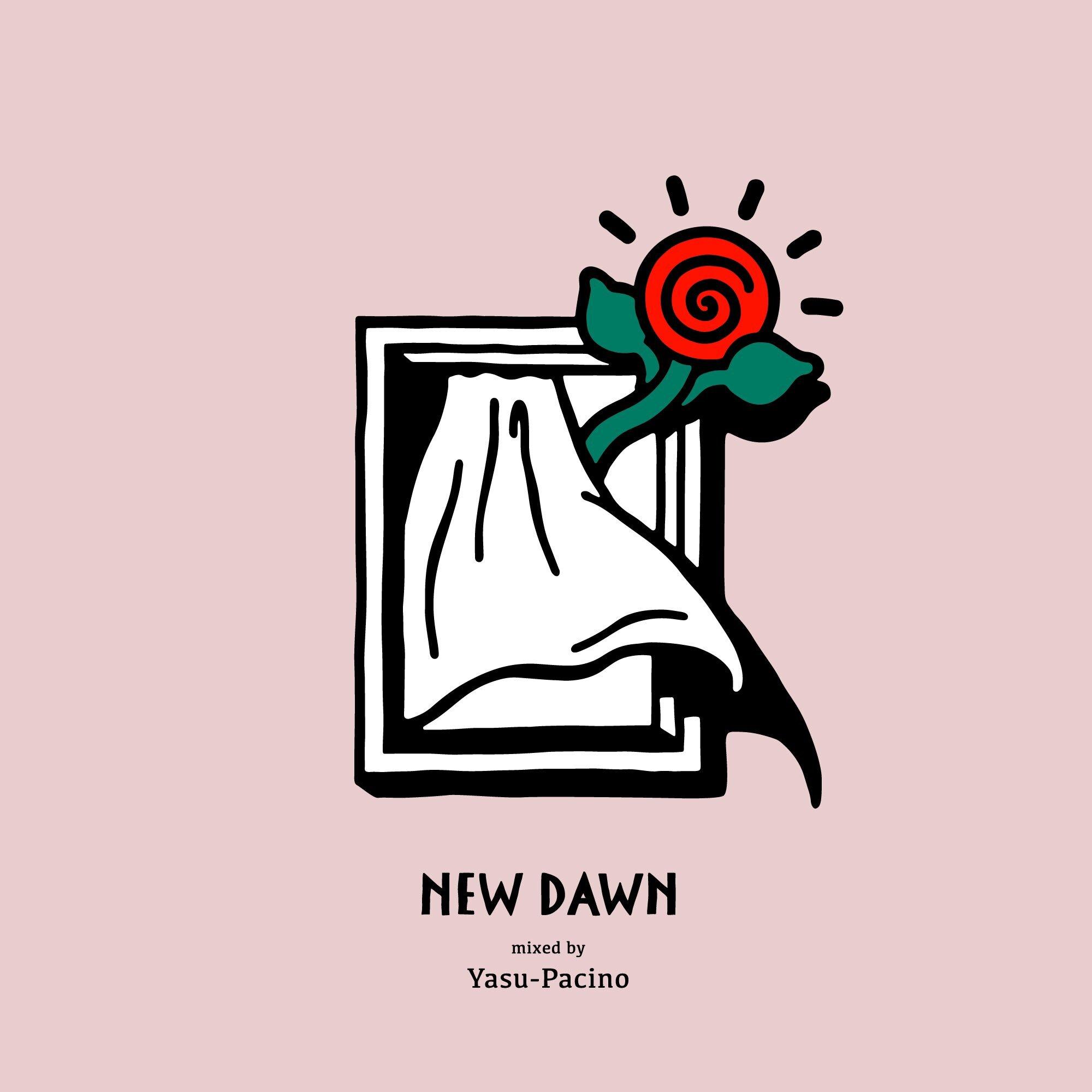 "DJ MIX ""NEW DAWN/YASU-PACINO""がmixcloudにアップされました"