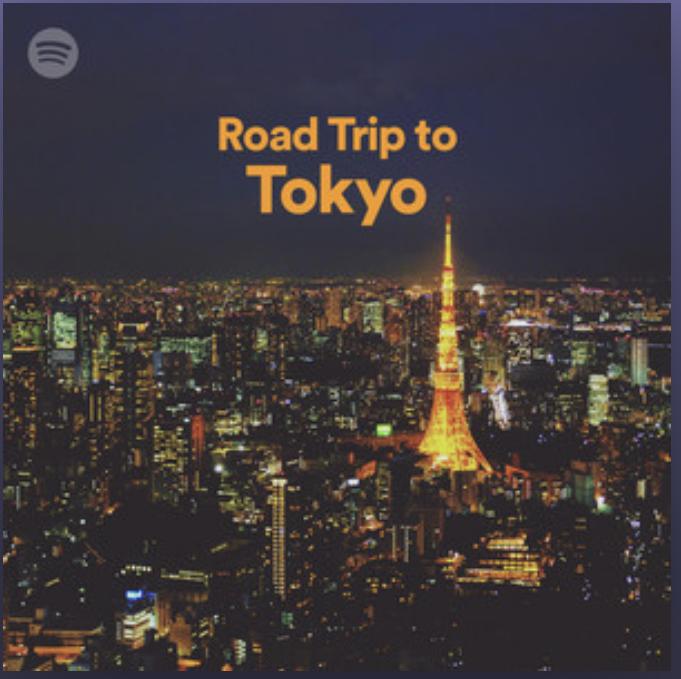 """ILLSUGI""""chidori""""が""""Road Trip to Tokyo""""に選ばれてます"""