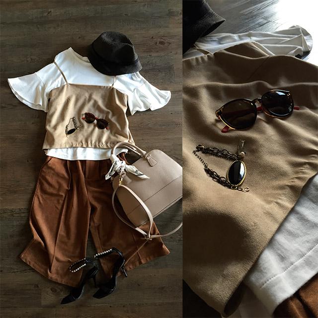 【Wardrobe】シンプルコーデに一役!ブレスレットの合わせ方。