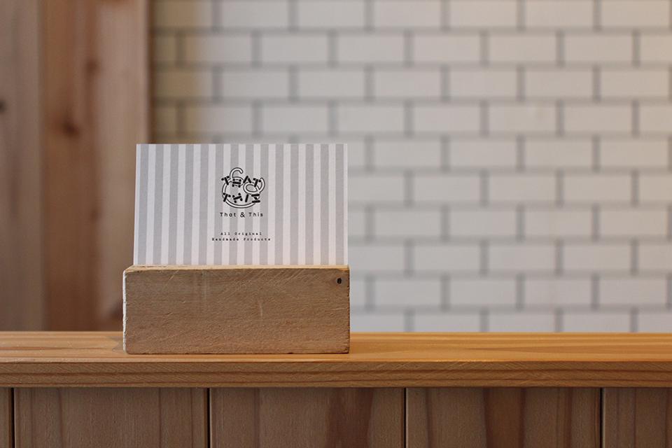 【MINI】ショップカードが出来上がってきた☆My Business Cards