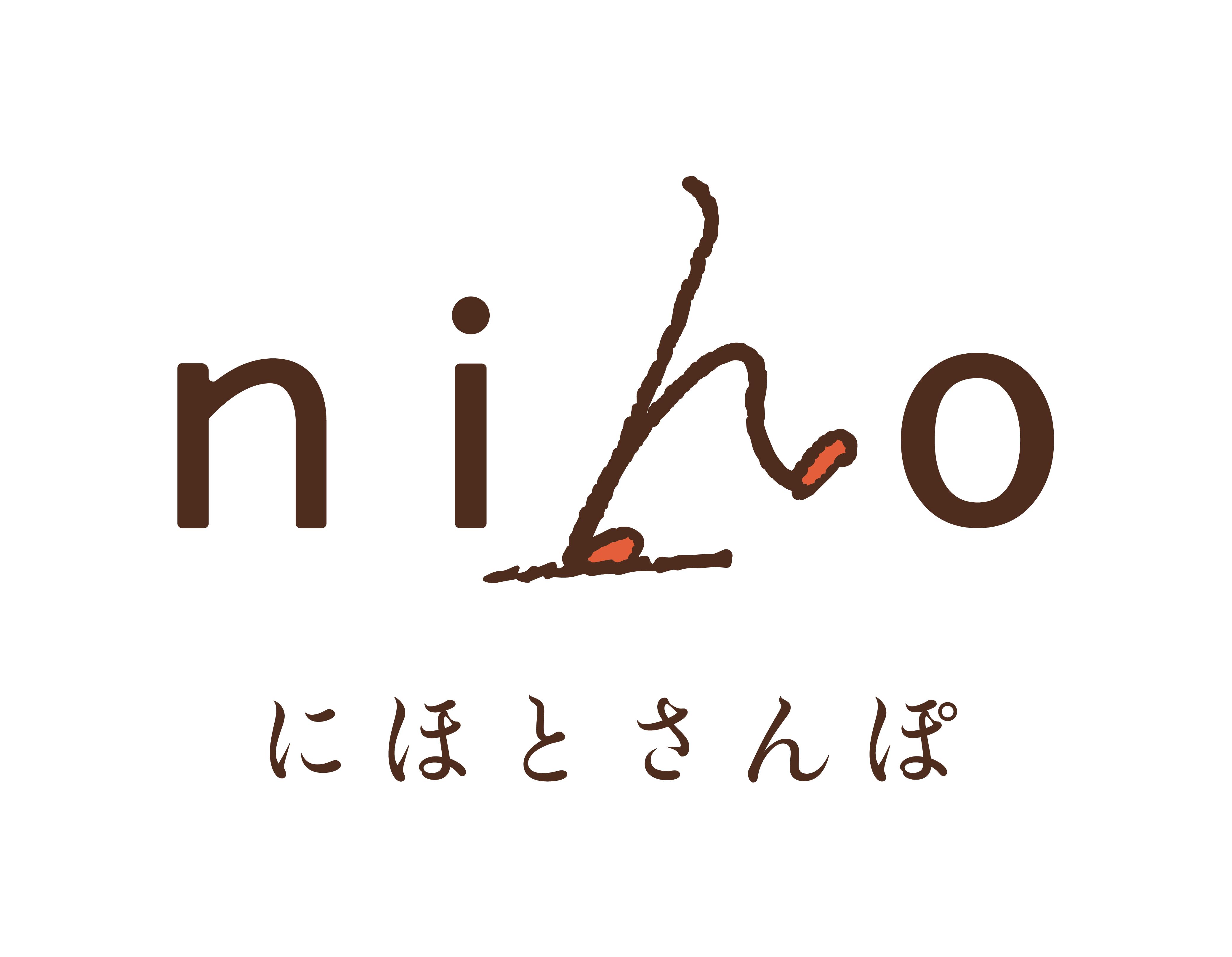 【dfshop 瓦版 06号】 -ブランドロゴ「niho」完成!-