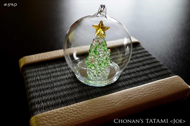 クリスマスにピッタリなミニ畳、あります♬