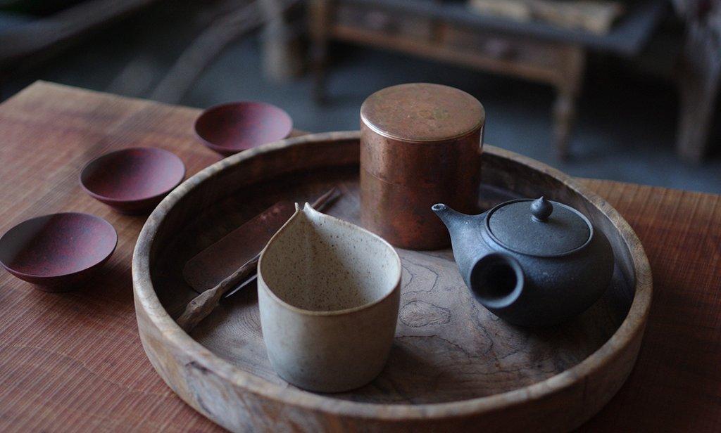 煎茶堂東京「わたしの道具」