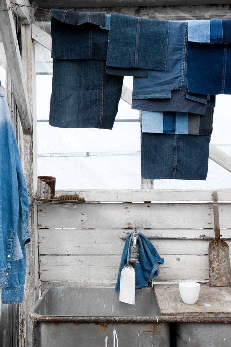 Should you wash your denim? / 良質なデニムは洗うもの?洗わないもの?
