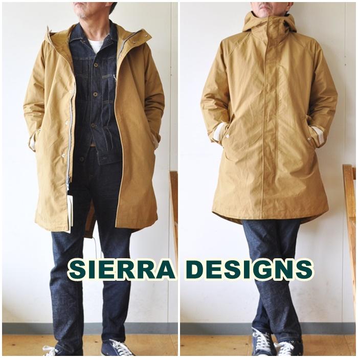SIERRADESIGNS  シェラデザイン フィッシュテイルパーカー    8309