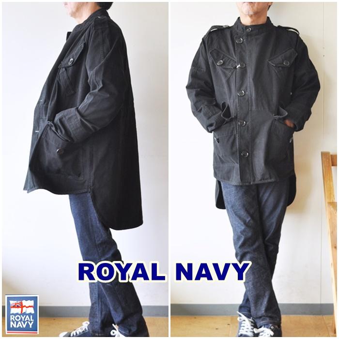 ROYALNAVY  ロイヤルネイビー  1952 ミドルジャケット イギリス軍