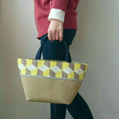 迎春に持ちたいバッグは、和テイストのトートタイプが人気!
