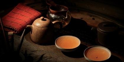 古樹茶の淹れ方 ~How to brew LongShu's tea~