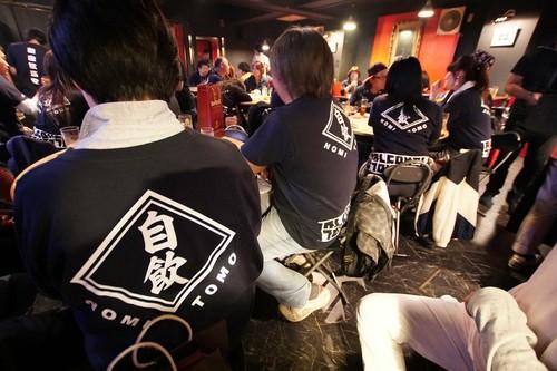 2019年度 自由飲酒党 党飲酒会(とういんしゅ~かい)11/3 16:00 大阪 本町WOOL