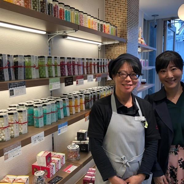 とにまるカフェ出店中【あべのハルカス大茶会&Wa!菓子展】[11月28日(水)→12月4日(火)]
