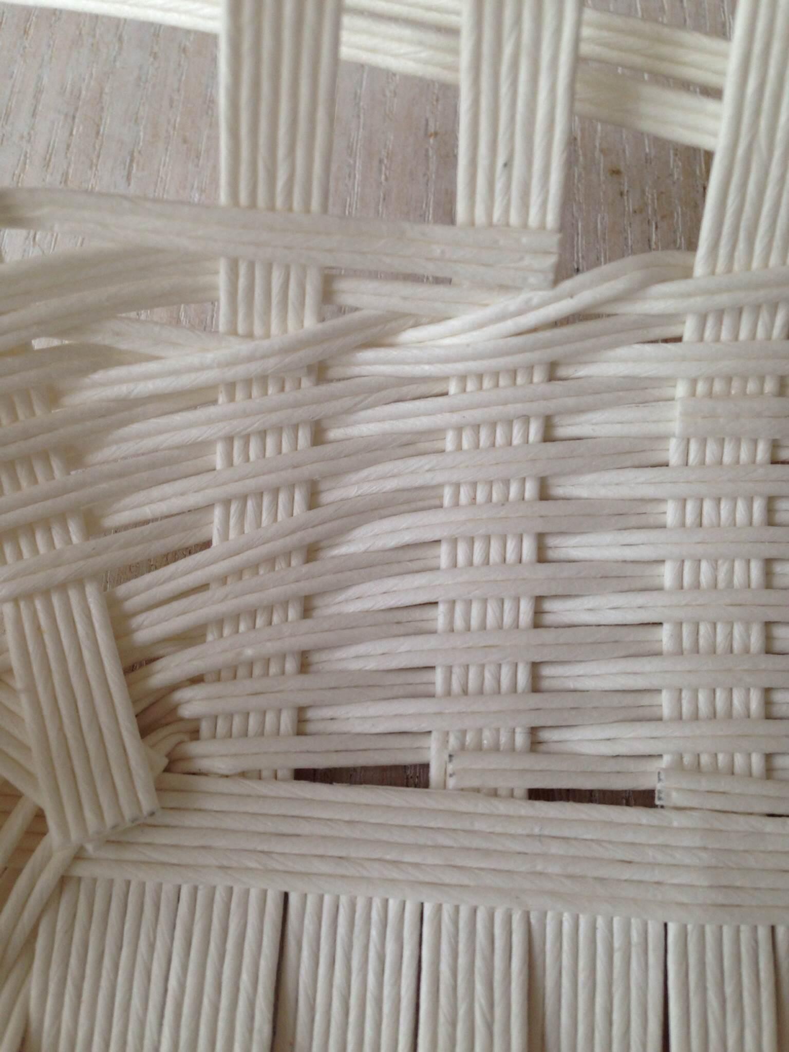レッスン3-1.側面の編み方・楕円のカゴの作り方(マルシェカゴ)