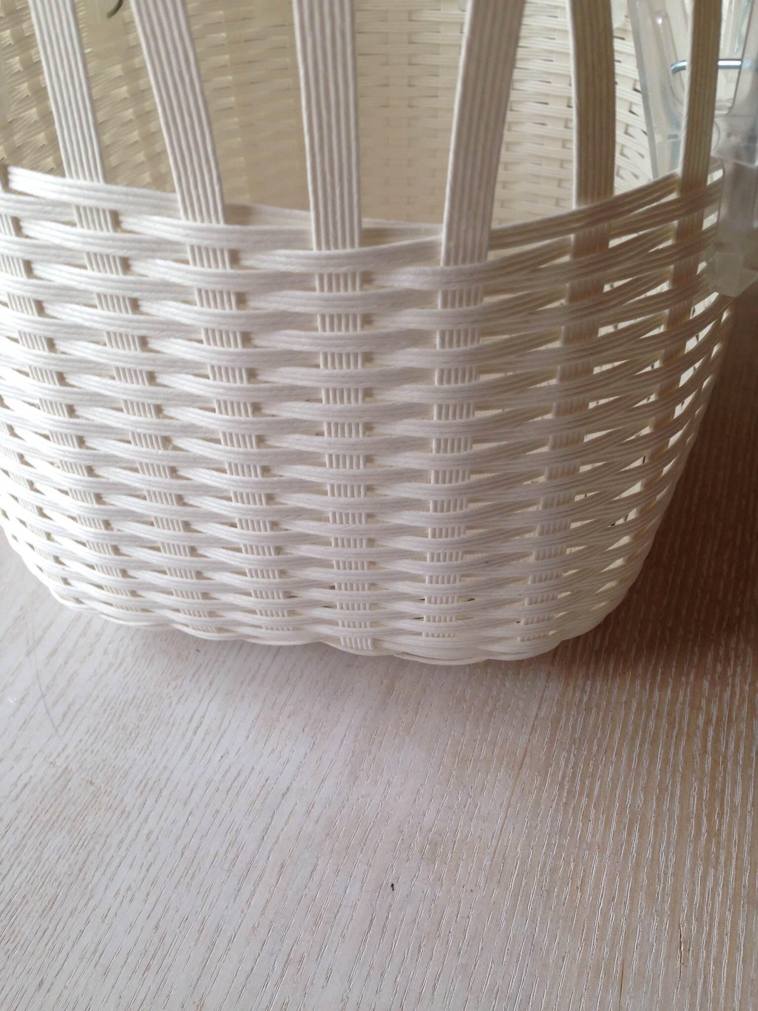 レッスン3-2.側面の編み方・ねじり編みと縁の始末(マルシェカゴ)