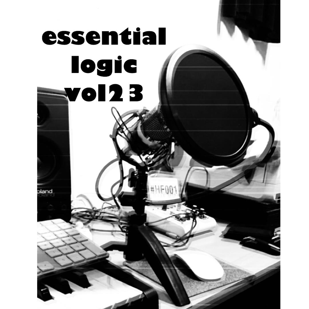 essential logic vol 23