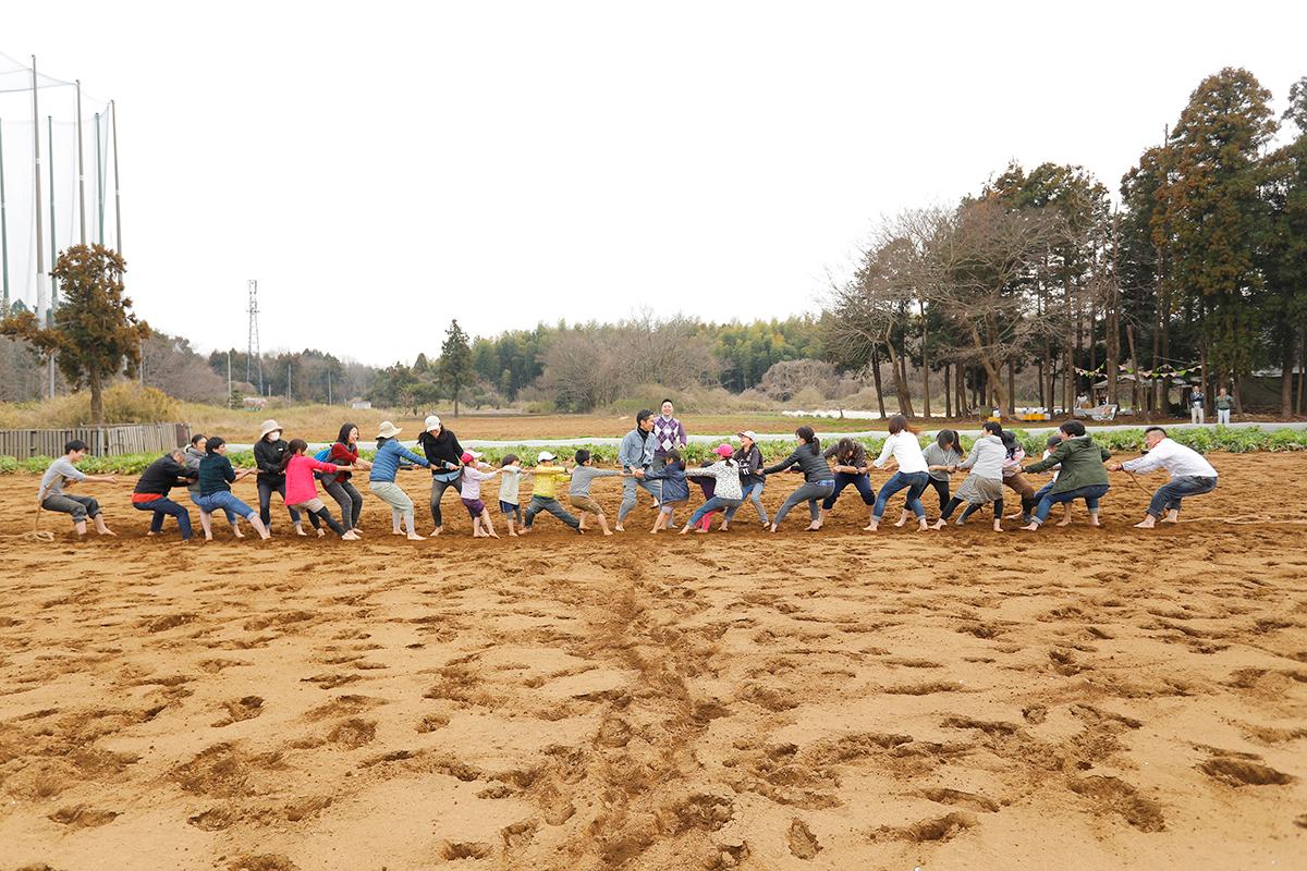 裸足で種まき & 収穫祭 レポート