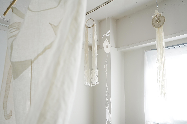 海上千春 × shikafuco 二人展 を開催いたします。