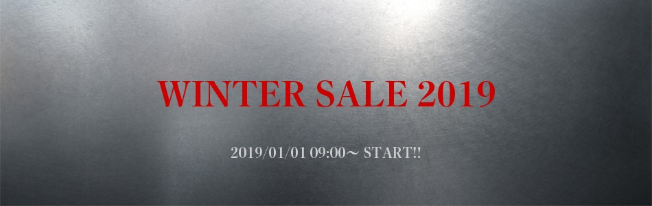 2019 sale 開催中!! ファッションアイテム〜作家物の器まで