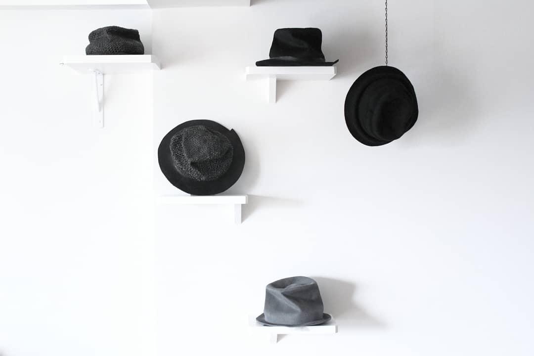 """日本初上陸ハンドメイドハットブランド""""Your Hat Number"""""""