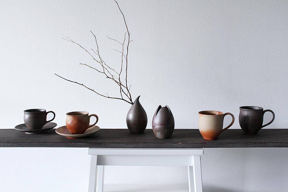 STAY HOMEの今だからこそ自宅で至福のコーヒータイムを楽しむ 陶芸作家【大江一人】