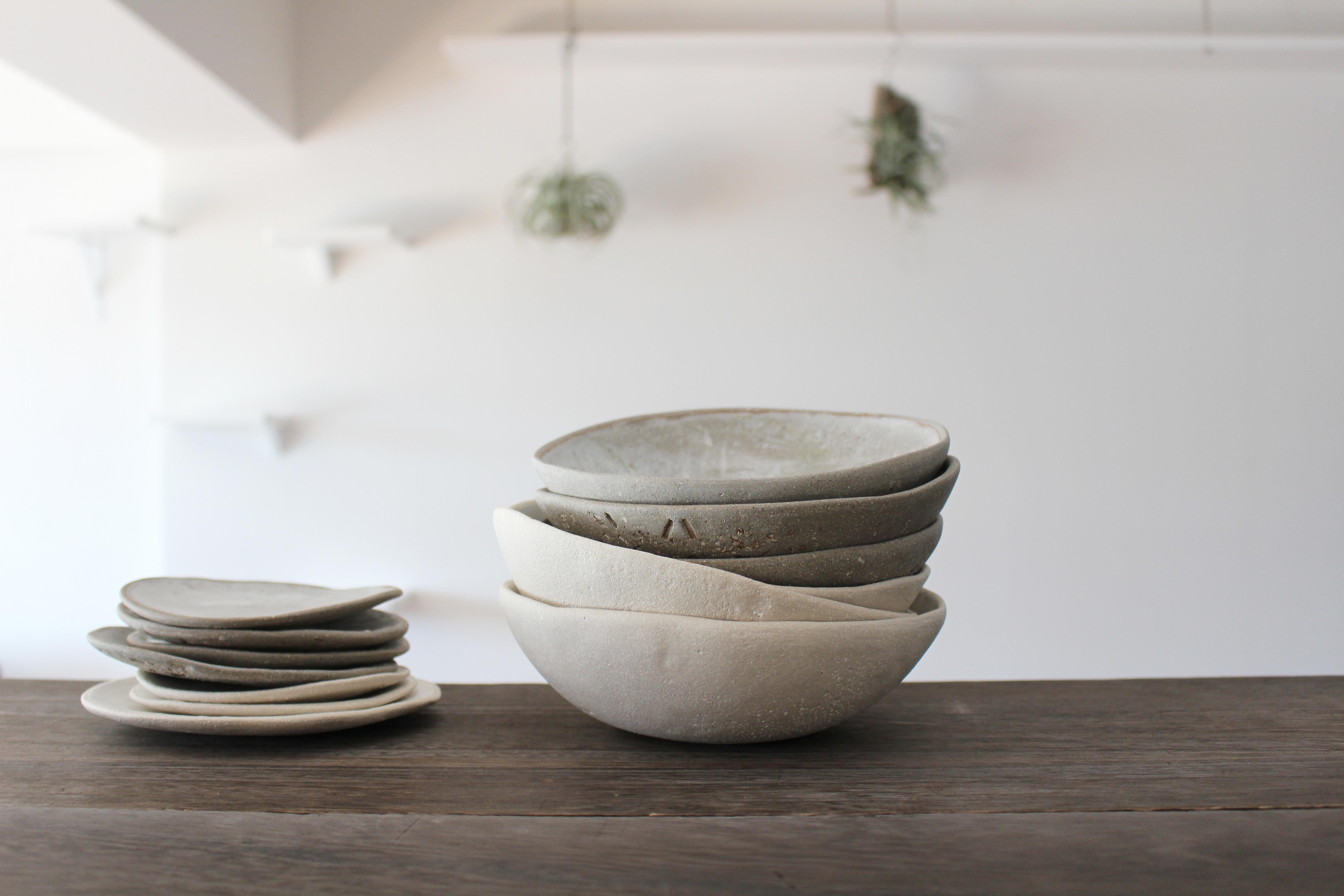 日本初取扱い店 英国の陶芸家【SARAH JERATH】 ボウル&プレート