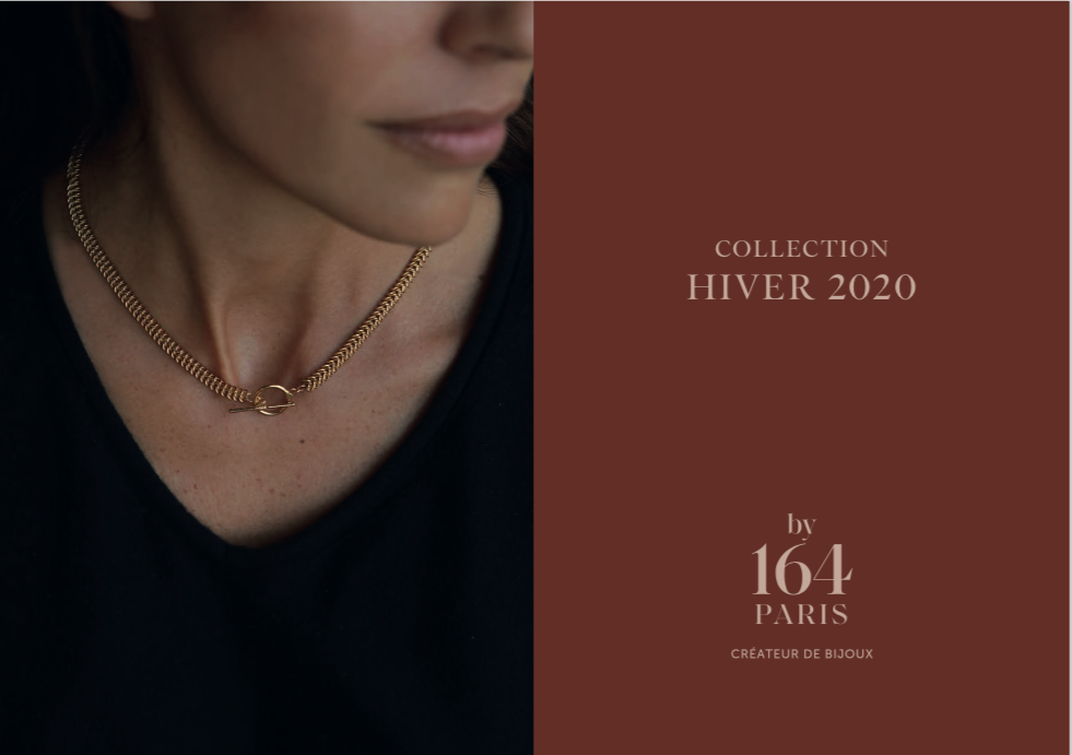 2020 AW collectionのcatalogがパリより到着。8/1より予約販売をスタート!!