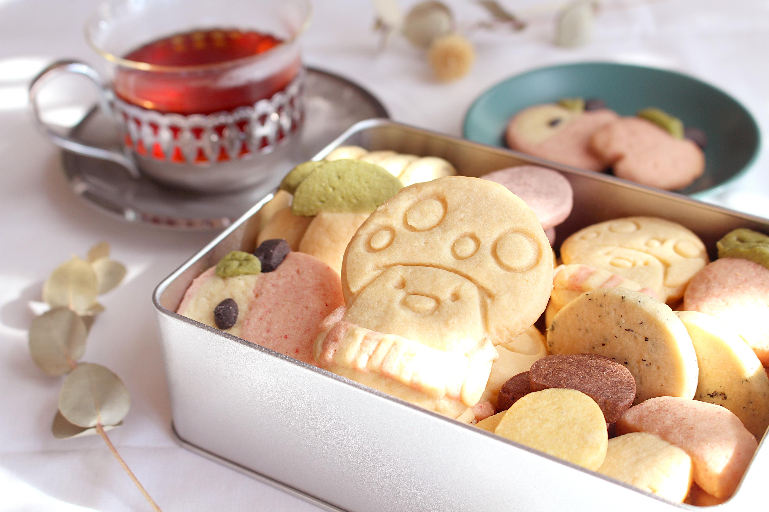 2021.2.22AM10:00~クッキー缶予約販売開始