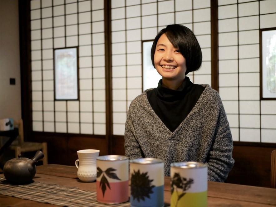 自分のカラダが選ぶパッケージデザインで楽しむ国産薬草茶