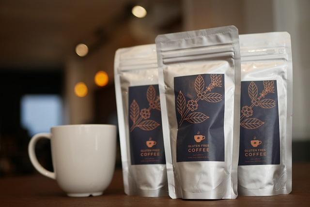ギフトにも嬉しいノンカフェイン玄米米粉コーヒー