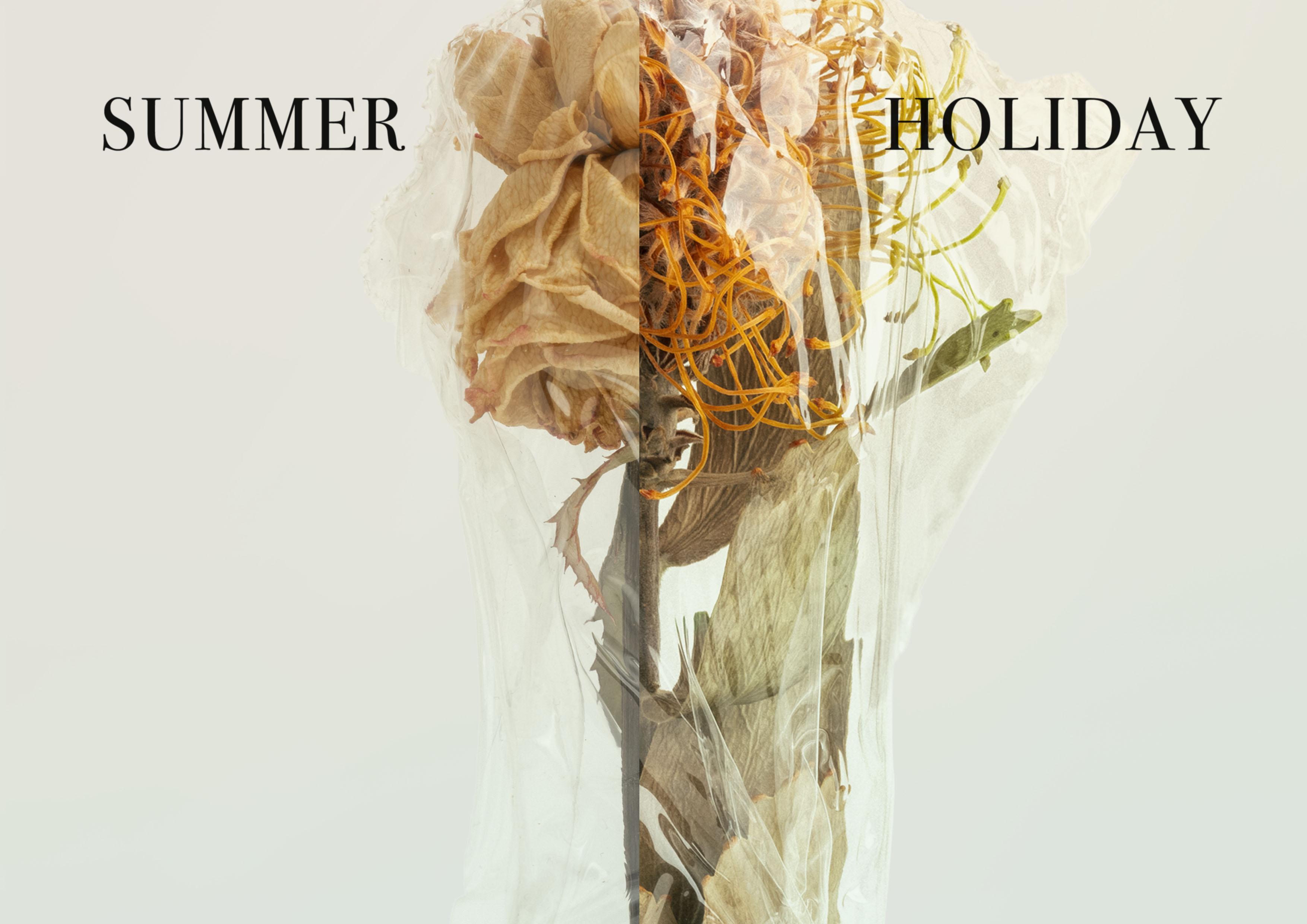 夏季休業のご案内 | SUMMER HOLIDAYS