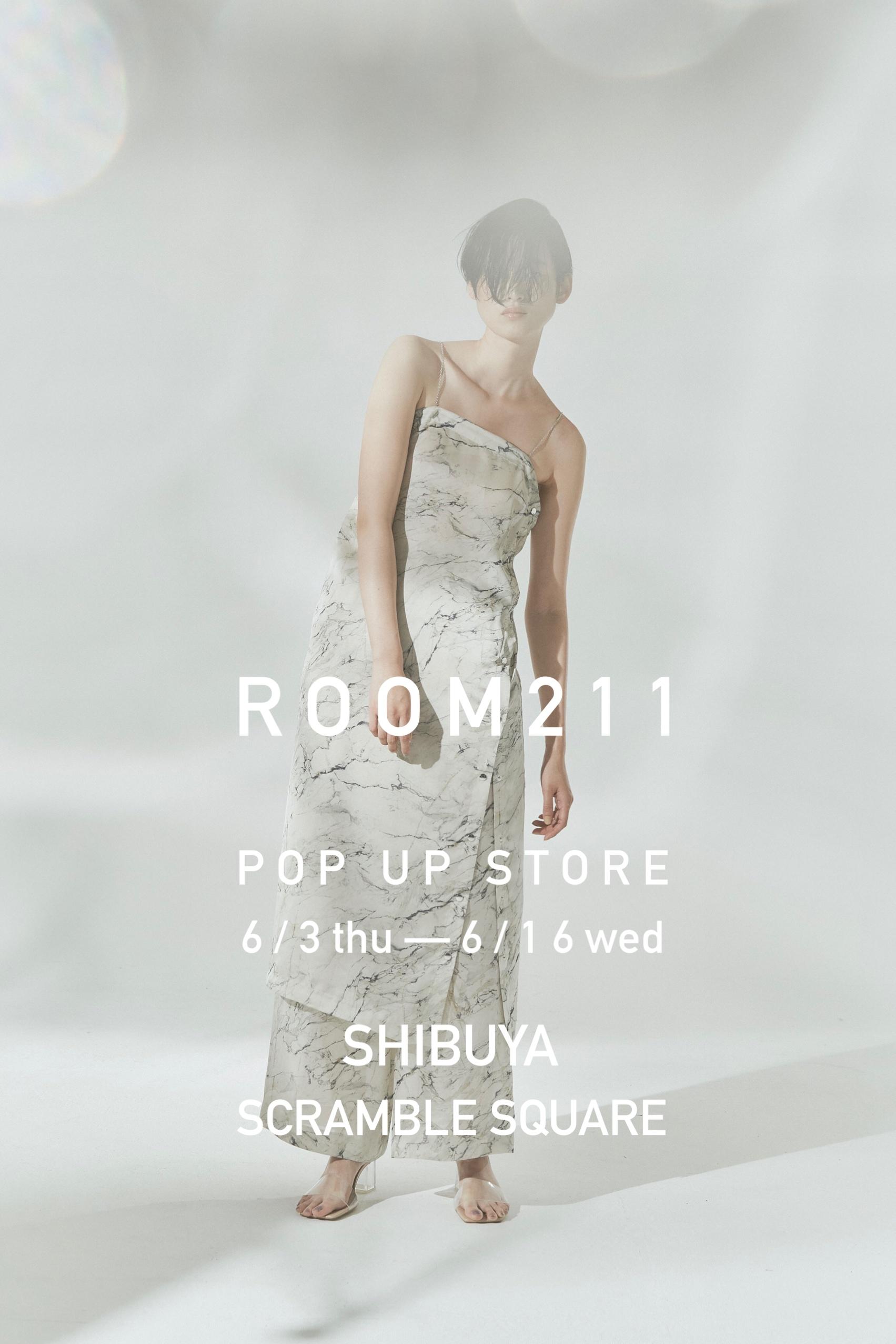 POPUP STORE  渋谷スクランブルスクエア (6/3-6/16)