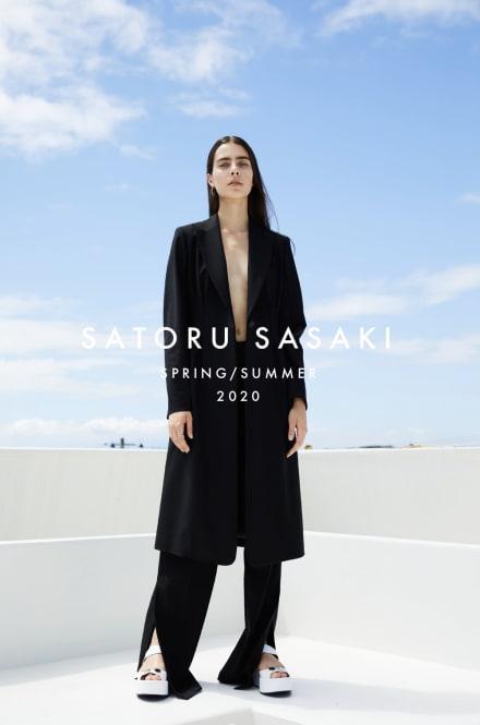 new brand 【SATORU SASAKI】