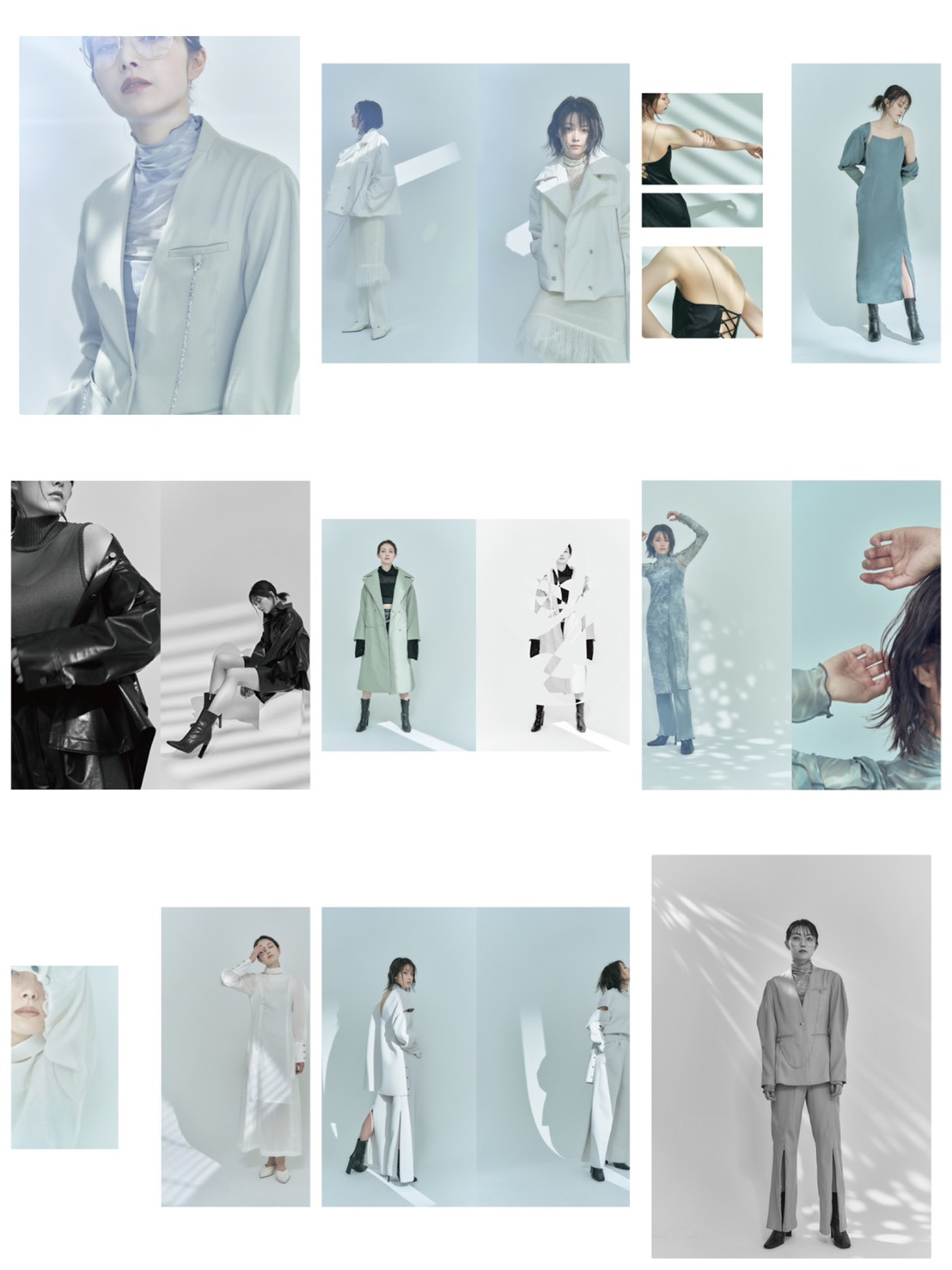 ROOM211 2021AW collection  3/30-4/8