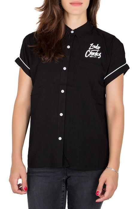 味のあるオールドスクールデザインを落とし込んだCrooks & CastlesのクールなTシャツ