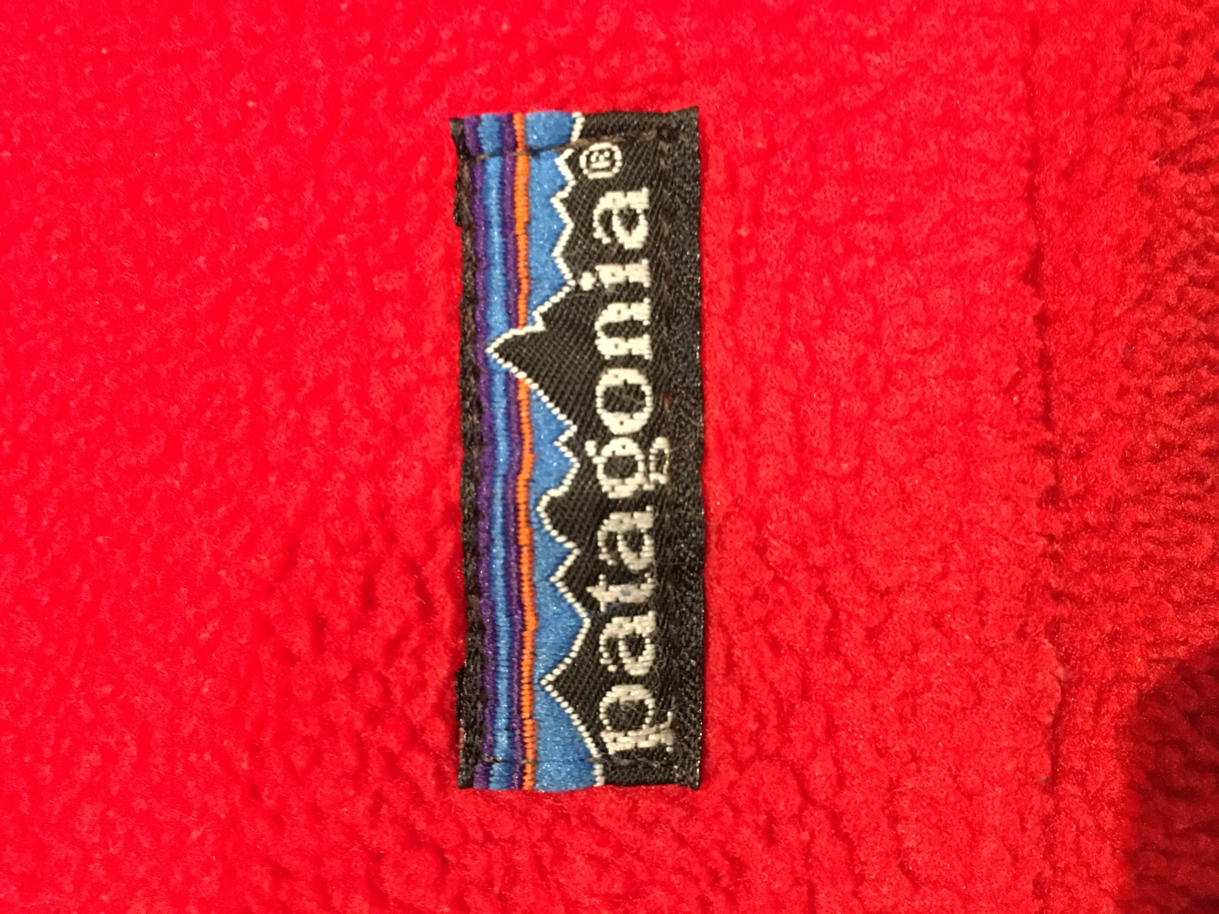 Patagoniaが好きです。