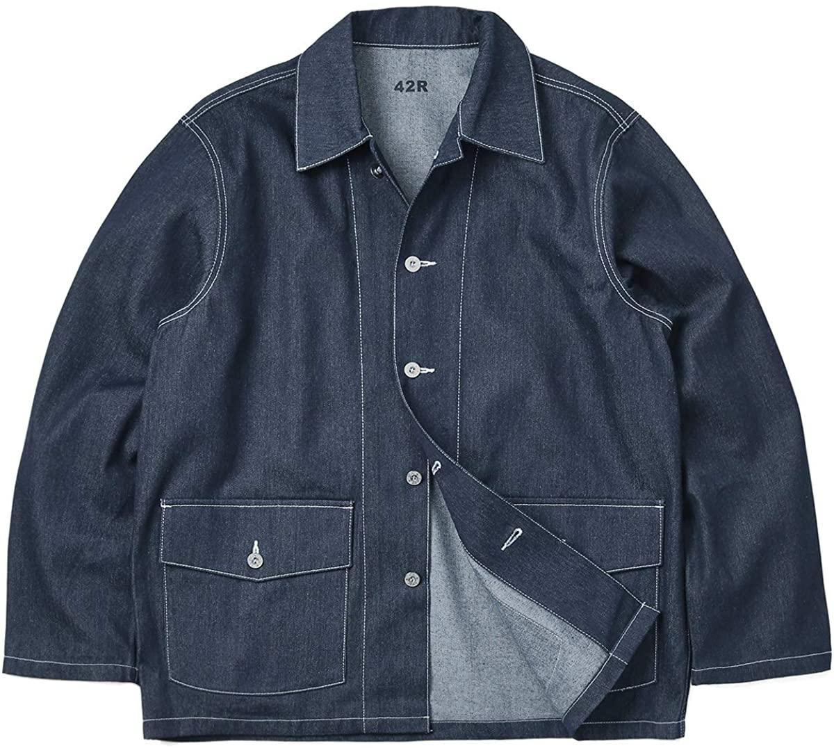 想像してみてください。このジャケットが貴方だけの特別な色落ちをしていく姿を。