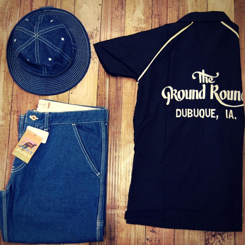 【暑い夏には、男らしいシャツがいい】~Rockabilly(Bowling) Shirts~