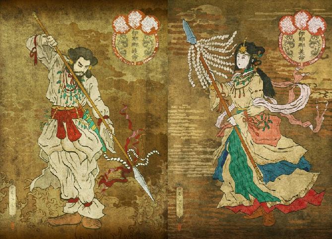 現代の伊邪那美VS伊邪那岐・・・戦わずして勝つ!とは?