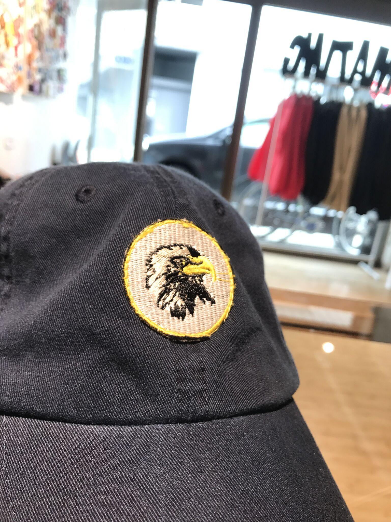 帽子のカスタムとサイズ
