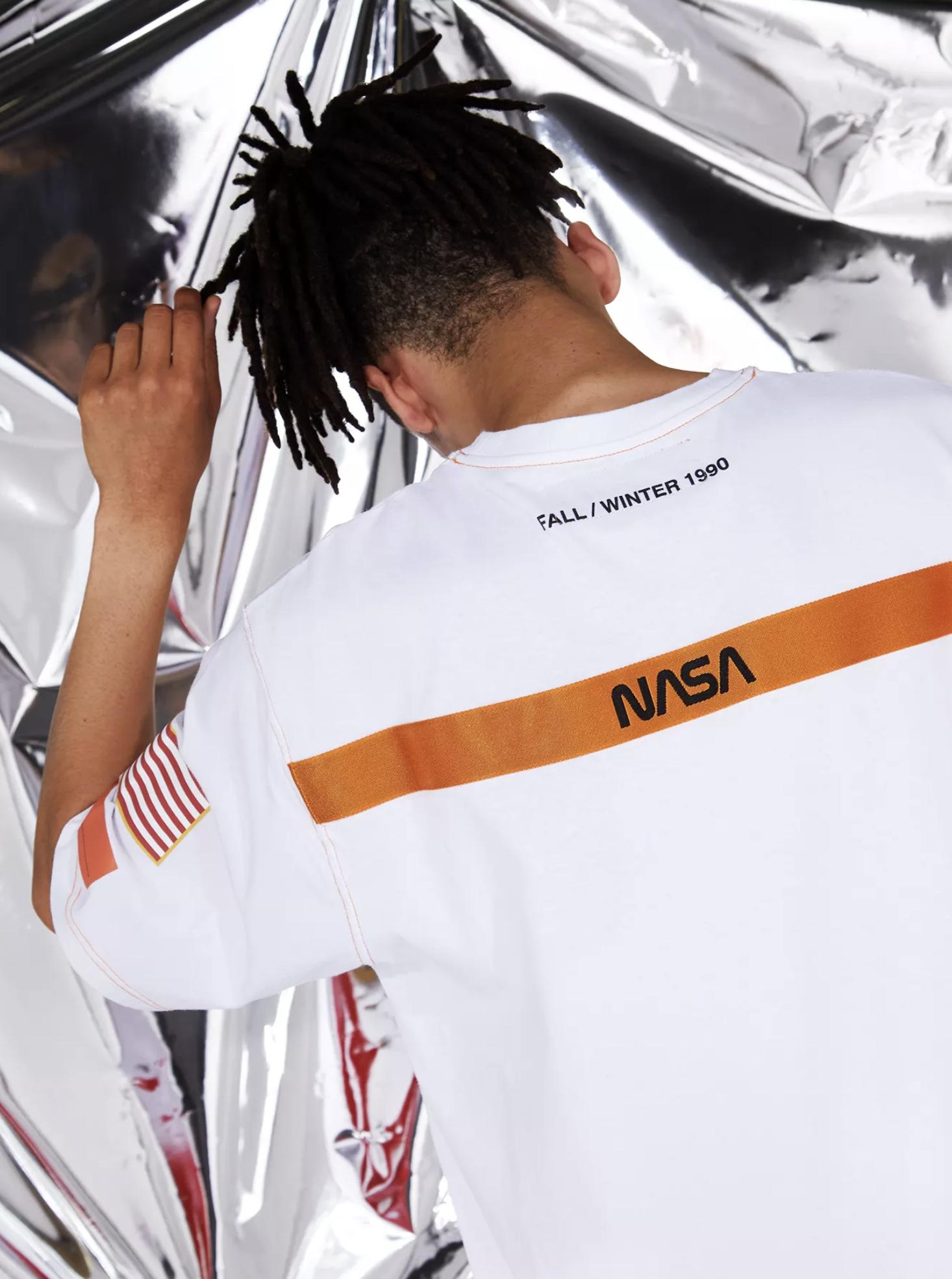 New In : Heron Preston x NASA Capsule collection