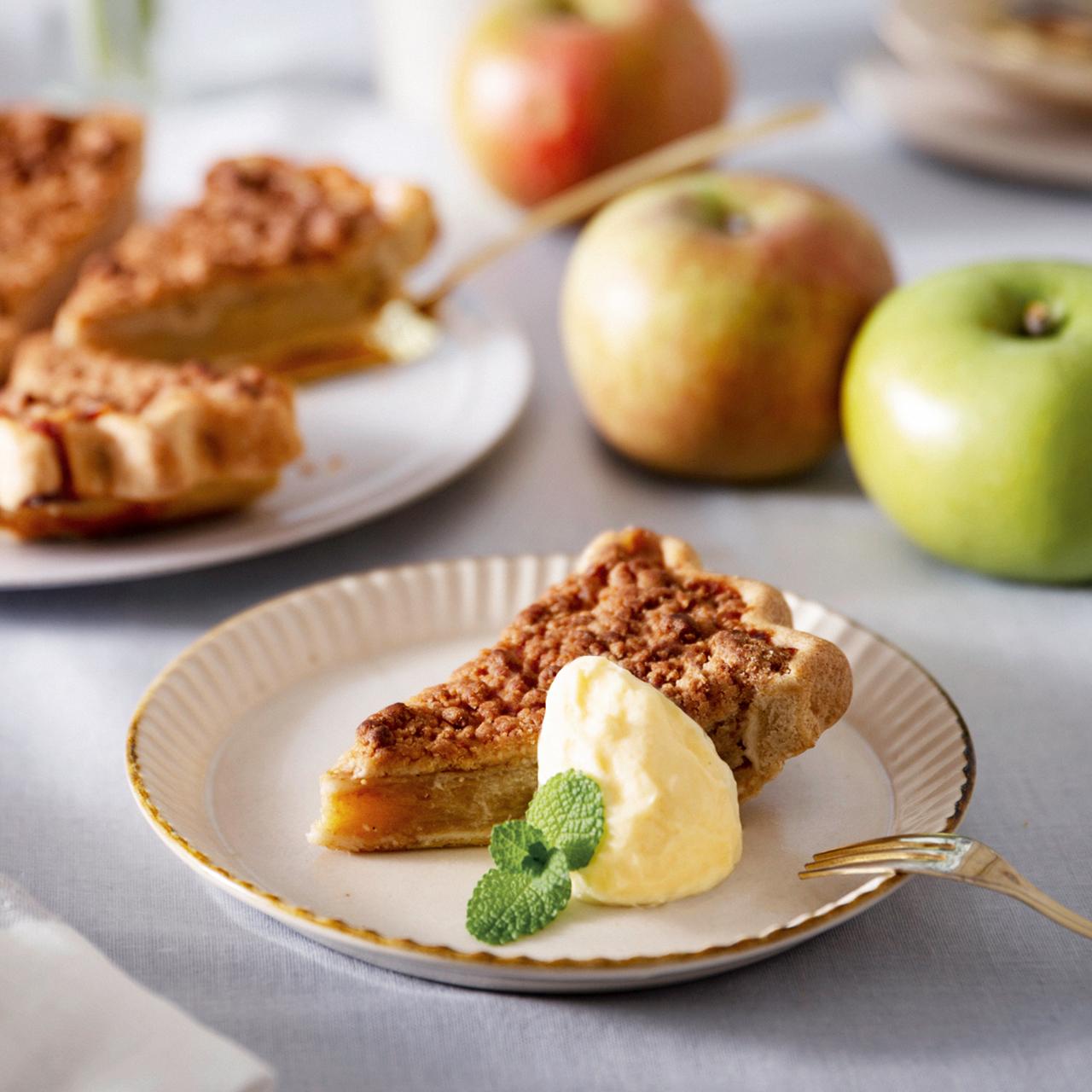 家族で楽しいアップルパイ:モニター様からのレポート(2)