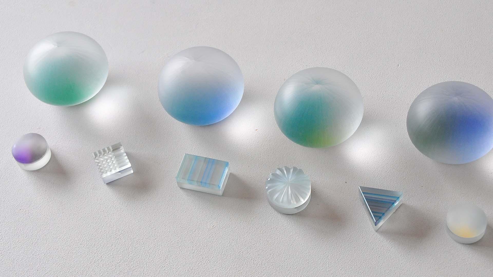 """matsurica"" GLASS ART EXHIBITION"
