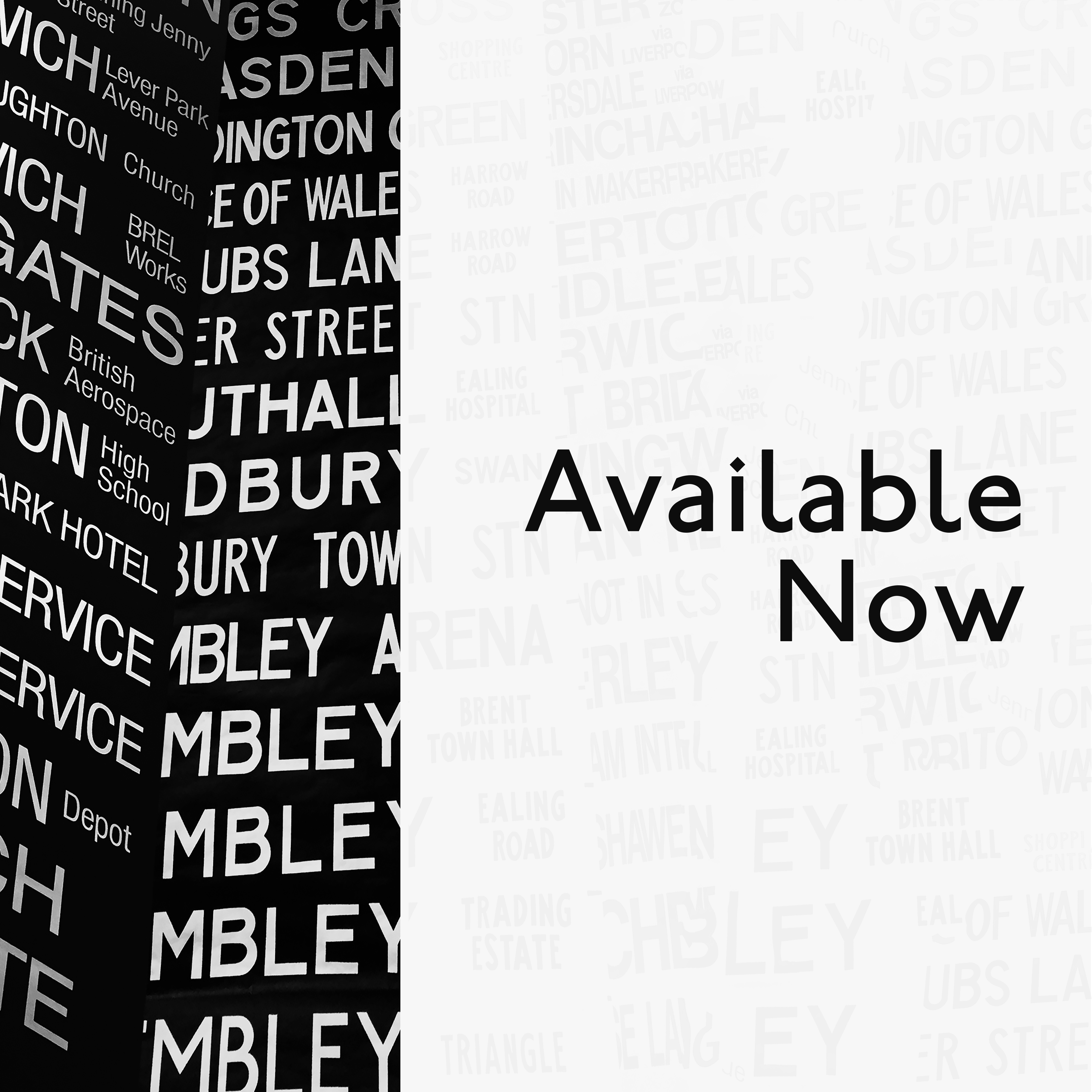 available now!