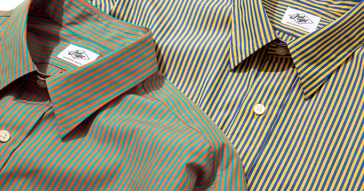 Team Stripe Shirt - 2 Colors